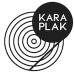 Kara Plak Yayınları logosu