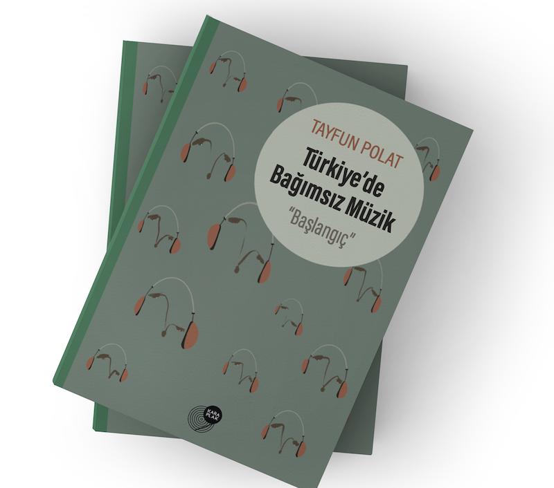 Türkiye'de Bağımsız Müzik Başlangıç kitabının kapağı